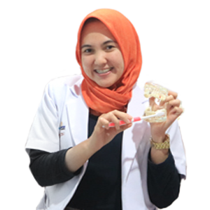 Drg. Astri Belza - Dental Universe Indonesia Serpong