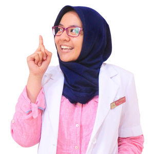 Drg. Annisa Galuh - Dental Universe Indonesia